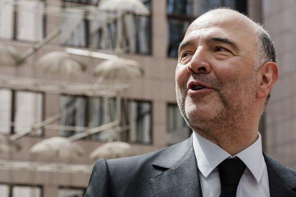 Podľa eurokomisára Moscoviciho už požiadavka jednomyseľnosti v daňovej oblasti nedáva zmysel.