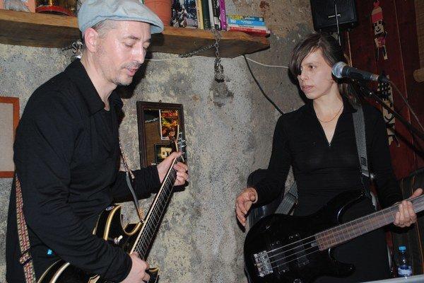 Longital. Dano a Šina dávajú do hudby všetko.