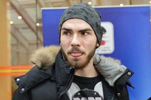 Adam Lapšanský.