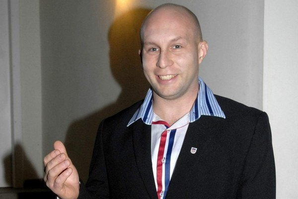 Nový vicestarosta Michal Djordjevič.