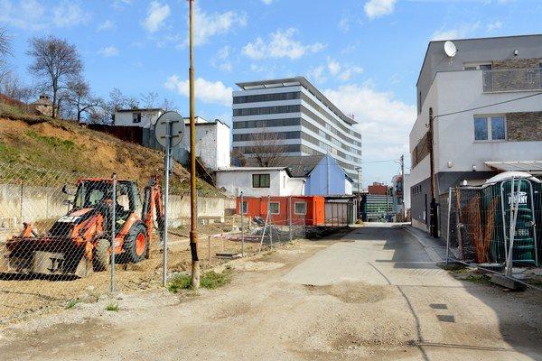Blízko Cassovaru vyrastie nový bytový komplex.