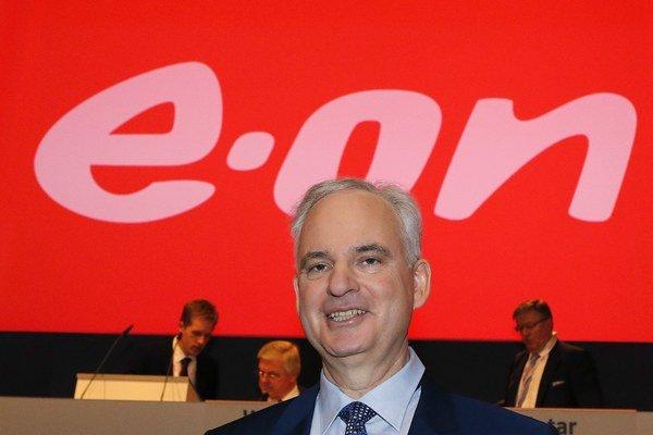 Výkonný riaditeľ spoločnosti E.ON Johannes Teyssen.