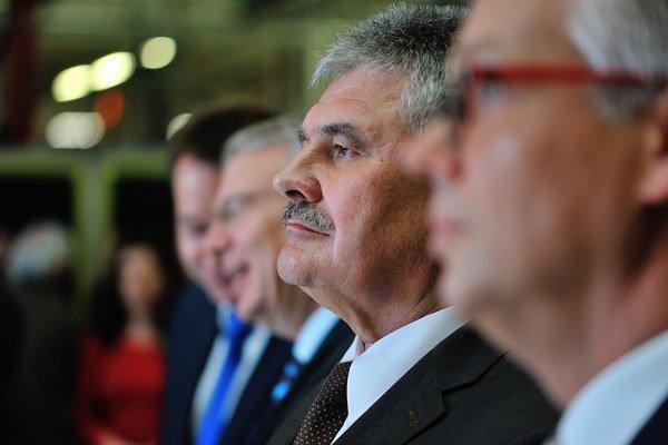 Minister práce a sociálnych vecí Ján Richter.