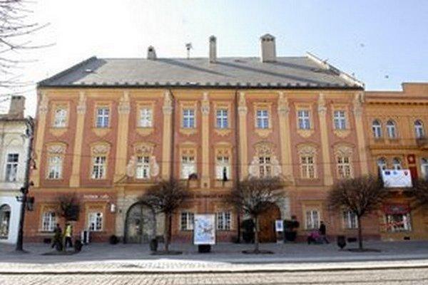 Slovenské technické múzeum v Košiciach.