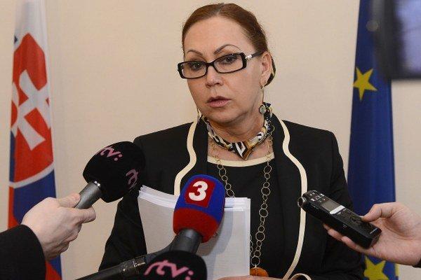 Predsedníčka Ústavného súdu. Ivetta Macejková musela prepúšťať.