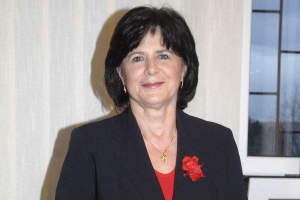 Monika Smolková. Košická europoslankyňa kritizuje posunutie konca roamingu.