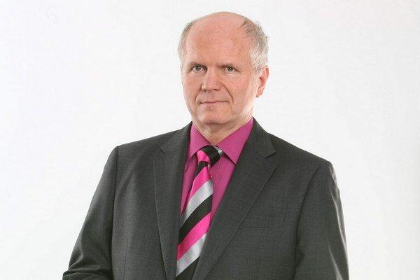 Peter Jurčovič. Východniarom sľubuje víkend s každým druhom počasia okrem sneženia.