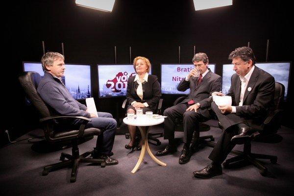 Jednou so súčastí spravodajského webu sme.sk je dnes aj TV SME.