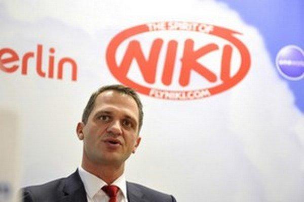 Generálny riaditeľ Niki Christian Lesjak.