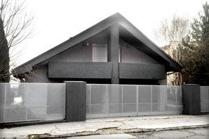 Na predaj. Vyvolávacia cena domu Evy Varholíkovej je 450 000 €.