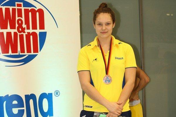 Carmen Mikušová. Má šesť zlatých zo zimného šampionátu.