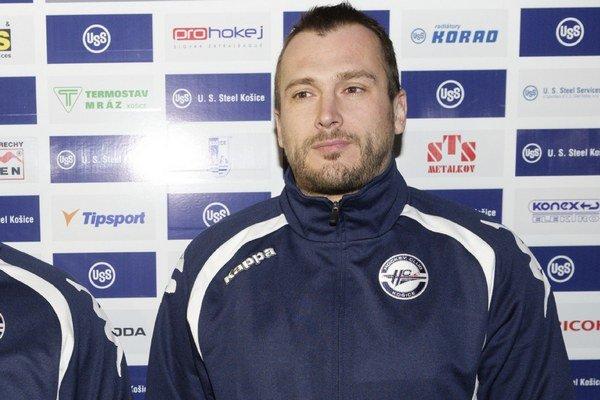 Asistent trénera v HC Košice. S trénerom Oremusom to ťahal aj vo Vítkoviciach.
