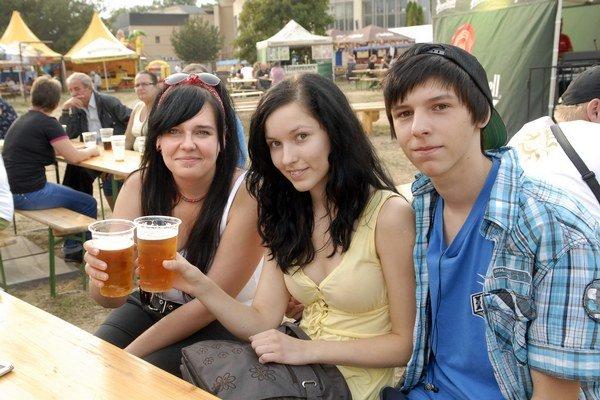 Veľký výber pív láka. Uplynulé roky prišli na festival fajnšmekri z Košíc aj okolia.