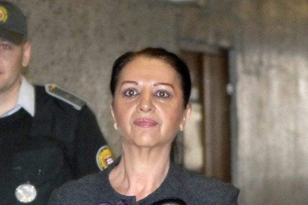Mojsejová ostáva vo väzbe. ÚS SR jej nevyhovel.