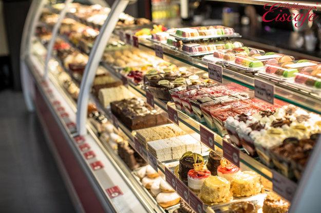 Cukráreň Eiscafe Delikana