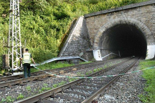 Ťahanovský tunel.
