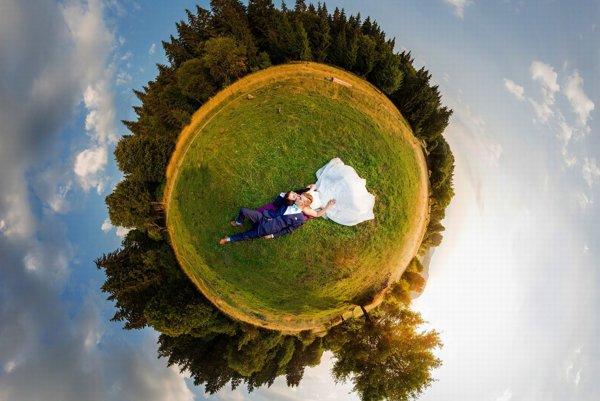 Marek Zelina je vyhľadávaným svadobným fotografom.