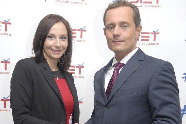 Alena Bašistová. Voličom ponúka ženský a manažérsky pohľad na kvalitnejšie fungovanie mesta.