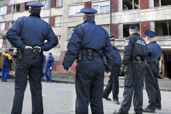 Mestskí policajti. Koncom tohto roka by ich už malo slúžiť Košičanom až 256.