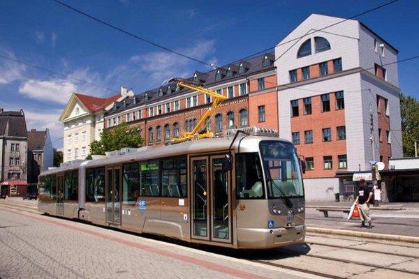 VarioLF2+ jazdí v Ostrave. Košice ich budú mať minimálne 23 a neskôr možno spolu aj 46.