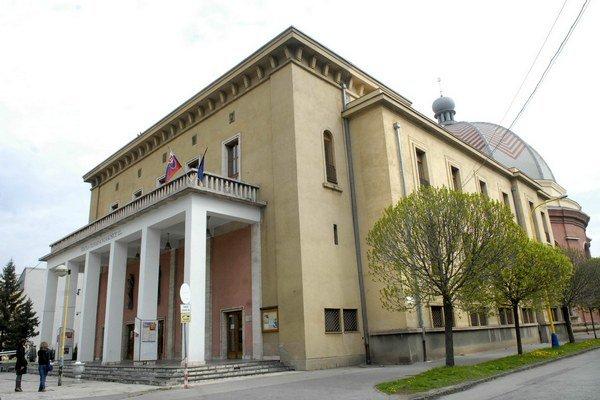 Dom umenia. Vznikol v roku 1962 výstavbou nových  objektov.