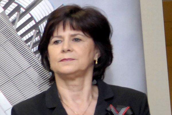 Monika Smolková. Aj naďalej bude lietať z Košíc do Bruselu.
