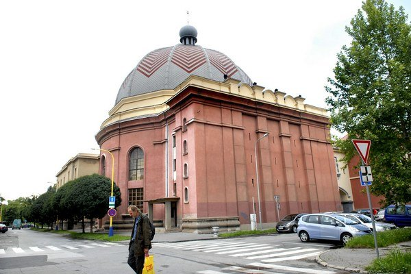 Synagóga slúži ako koncertná sála filharmónie.