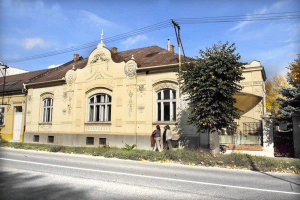 Dom na Svätoplukovej. Môžete ho mať za 296–tisíc eur.