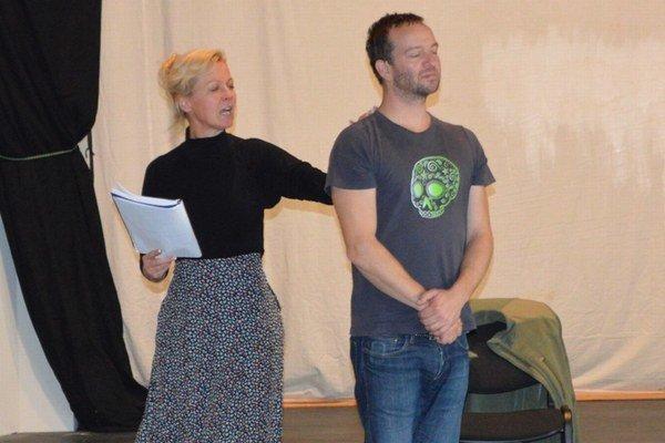 Dana Košická a Michal Soltész. Macbeth bude výhradne o ich umení.