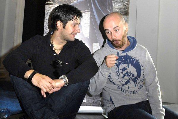 Známe tváre. V muzikáli sa predvedú Tomáš Palonder i Igor Timko.