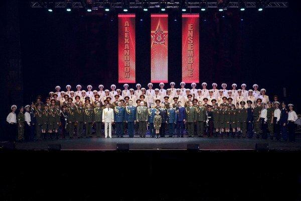 V Košiciach predvedú nové biele uniformy. Na jednom pódiu sa zíde viac ako dvesto účinkujúcich.