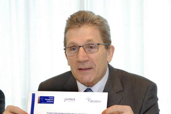 Riaditeľ IT Valley Jozef Ondáš.