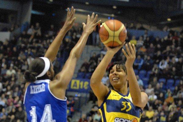 V Steel Aréne sa nedočkali. Košické basketbalistky tam prehrali tri zápasy po sebe.