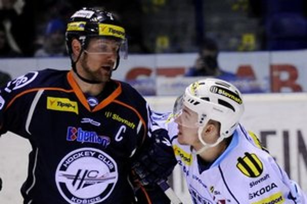 Martin Štrbák (vľavo).