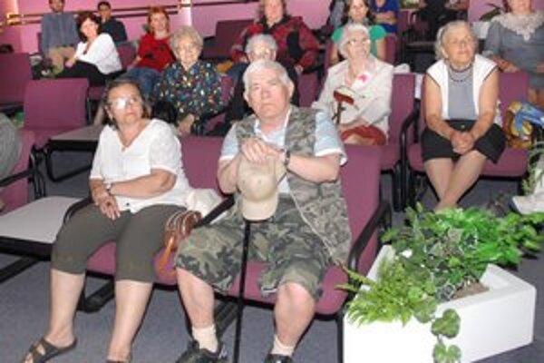 Mysleli ste aj na nás? Organizátori dôchodcov ubezpečili, že ich obavy sú zbytočné.