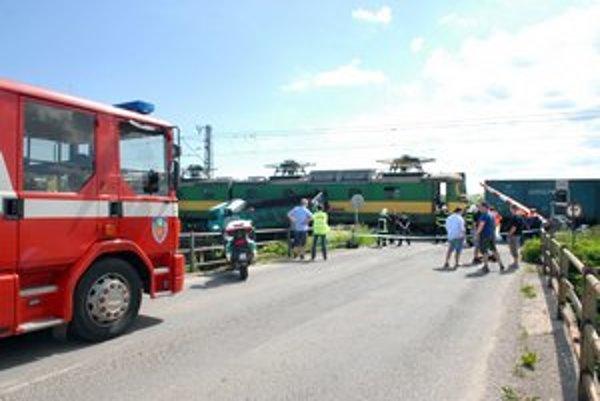 Ťahanovce. Pri neďalekom tuneli už vlaky zrazili viacero ľudí.
