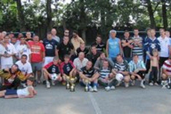 Opátske cup 2013. Druhý ročník vyhral Celtic.