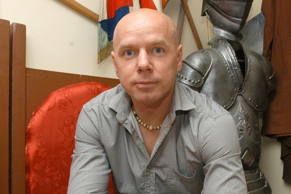 Ladislav Tóth. Šampión v kicboxe sa v apríli 2012 neubránil presile.