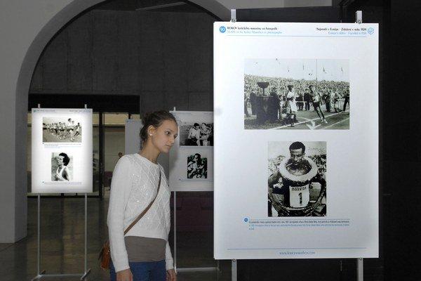 Fotografie zaujali. Medzinárodným maratónom mieru na začiatku októbra opäť ožije celé mesto.