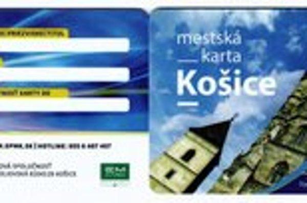 Mestská karta majiteľovi poskytne množstvo výhod.