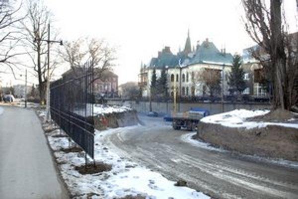Najviac kritizovaný Mestský park