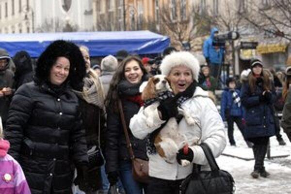 Už v sobotu sa v uliciach Košíc bavilo množstvo ľudí. Dnes program vrcholí.