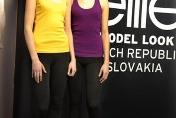 Enikő (14) a Simona Sándorová (13). Školáčky zo Somotora zaujali castingovú porotu, hoci vyzerajú ako dvojičky, je medzi nimi ročný vekový rozdiel