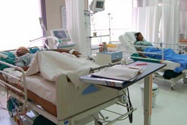 Pacientka bola v kóme 1300 dní.
