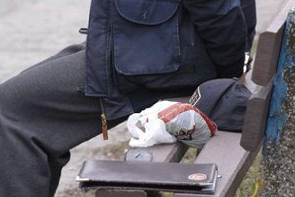 Zadržaný mal pri sebe drogy za tisíce eur.