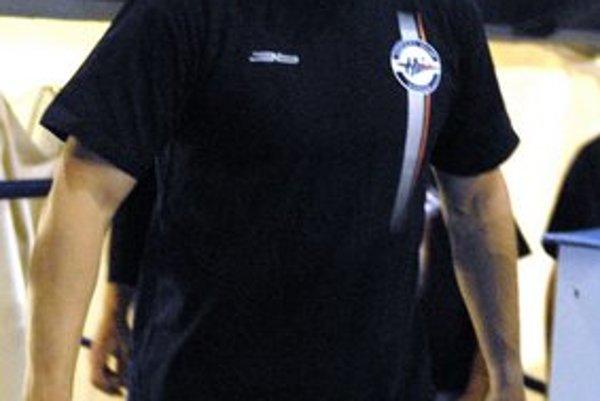 Róbert Huna. Proti Litvínovu strelil tri góly.