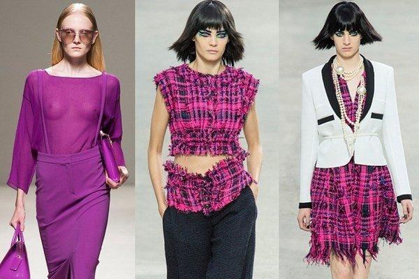 Farba 2014 je ideálnym kompromisom medzi purpurovo fialovou, fuksiovou a ružovou.