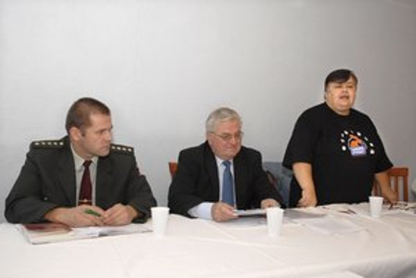 R. Březinová. Inšpektorka Slobody zvierat je s prácou veterinárov a polície spokojná.