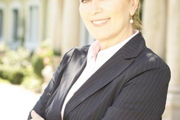 Anna Javorková. Blondínka s nezameniteľným hlasom má už šesť krížikov.