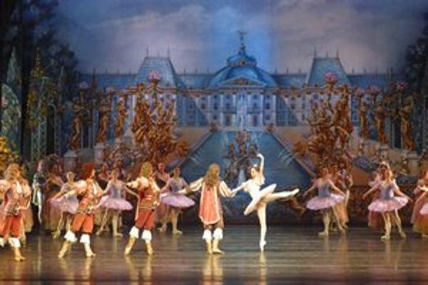 Milovníci baletu sa môžu tešiť.